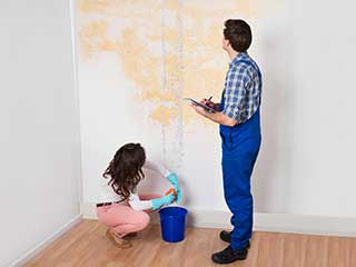 Wet Drywall Panels | Drywall Repair & Remodeling Glendale, CA
